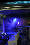 Faliraki night life. Rhodes island, Greece Royalty Free Stock Photography