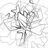 Falista asymmetrical ilustracja ilustracji
