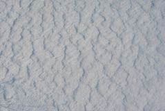 Falista biała śnieżna tło tekstura zdjęcie royalty free