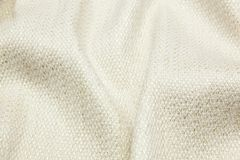 Falisty tkaniny zbliżenia tekstury tło Zdjęcia Stock