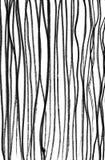 Falisty vertical wzór na tle Obrazy Stock