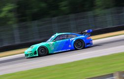 Falken tire Porsche racing Royalty Free Stock Photo