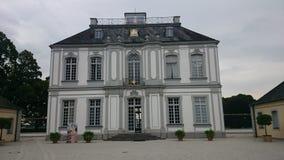Falkenlust宫殿 图库摄影