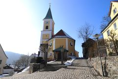Free Falkenstein In The Upper Palatinate Royalty Free Stock Photo - 111568535