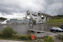 Falkirk轮子 免版税图库摄影