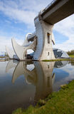Falkirk Wheel Scotland Stock Photos