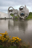 Falkirk Wheel, Scotland Stock Images