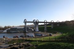 Falkirk Wheel Royalty Free Stock Images