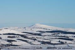 Falkland Hill Royalty Free Stock Photo