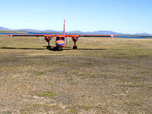 FALKLAND ISLADS, Small airplanes provide transport between the islands, Stock Photography