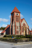 Falkland Islands Cathedral Stock Foto's