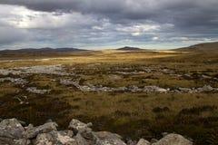Falkland Islands Landscape Fotografía de archivo