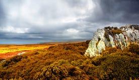 Falkland Islands Landscape stock images