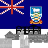 Falkland Islands Royalty Free Stock Image