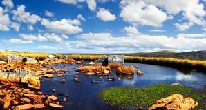 Falkland Landscape Stock Images