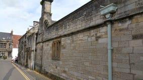 Falkland palace fife Stock Photo