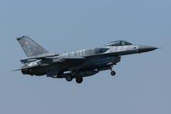 falkstridighet Lockheed Martin för 16 f Royaltyfri Foto