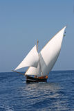 Falkusa boat Stock Photo