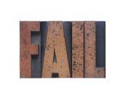 Fall Fotos de archivo libres de regalías