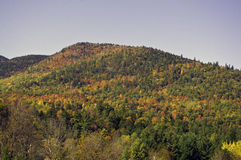 Fall in the Adirondack Mountains Stock Images