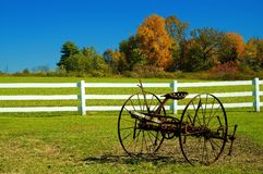 Fall in the air Stock Photography