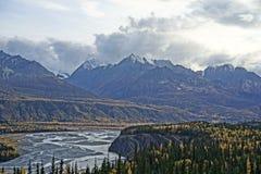 Fall In Alaska Stock Photography