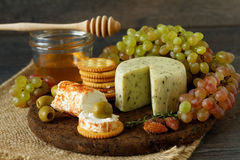 Fall appetizer Royalty Free Stock Photo
