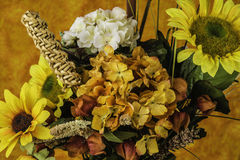 Fall Arrangement Royalty Free Stock Photo