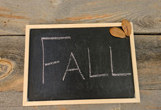Fall or autumn Royalty Free Stock Images