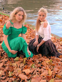 Fall Beauties Stock Images