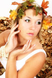 Fall Beauty Stock Photos