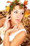 Fall Beauty stock photos
