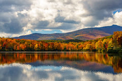 Fall on the Blue Ridge Parkway royalty free stock images