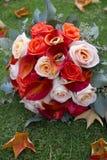 Fall bouquet Stock Photos