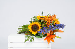 Fall bouquet Stock Image