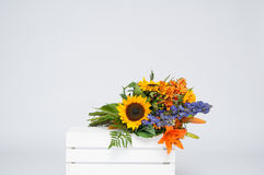 Fall bouquet Royalty Free Stock Photo