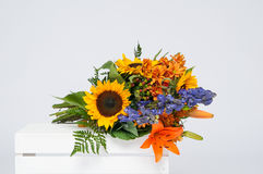Fall bouquet Stock Photography
