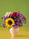 Fall bouquet Royalty Free Stock Photography