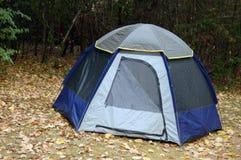 Fall Camping Stock Image