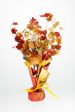 Fall Centerpiece Royalty Free Stock Images