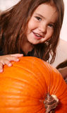Fall Child Stock Image