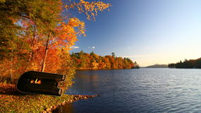 Fall Color in New England Stock Photos