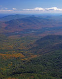 Fall Colors in the Mountains stock photos