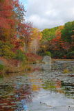 Fall Colors, New York State Stock Photos