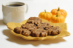 Fall Cookies Royalty Free Stock Photo