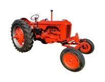 Fall DC-Weinlese-Landwirtschafts-Traktor Stockbild