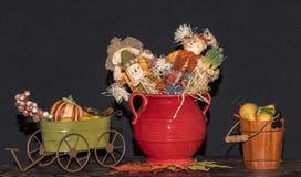 Fall decoration Stock Image