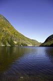 Fall in die Adirondack Berge Stockbilder