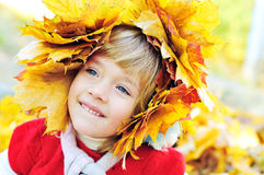 Fall dreams Stock Photography