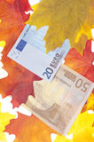 Fall Economy Stock Photography